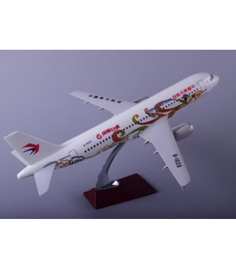 Diecast Metal Resin Plane Model - China Eastern