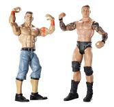 Mattel WWE Ultimate Rivals Randy Orton vs. John Cena Figure
