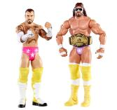 Mattel WWE Action Figure Battle Pack Legends vs Superstars