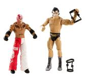Mattel WWE Battle Pack Rey Mysterio vs Cody Rhodes