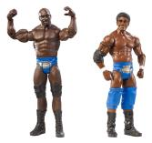 Mattel WWE Battle Pack Darren Young and Tituus O'Neil