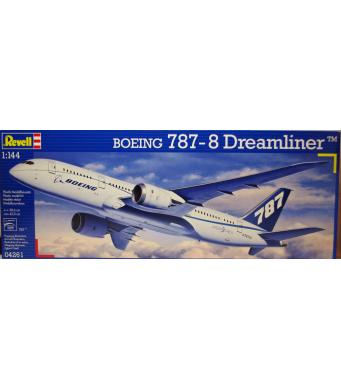 Revell Model Kit Boeing 787-8 Dreamliner
