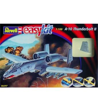 Revell Easy Kit  A-10 Thunderbolt II