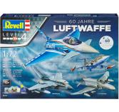 Revell Model Gift Set 60 Years Luftwaffe