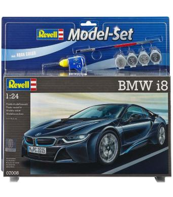 Revell Model Set BMW i8