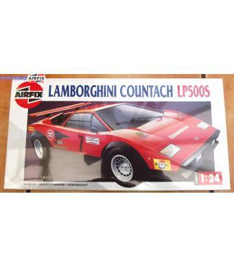 Airfix Kit Lamborghini Countach Lp500s Toychamps