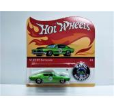Hot Wheels 67HEMI Barracuda - Challenging the Limits Series since 1968
