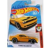 Hot Wheels 15 Dodge Challenger SRT