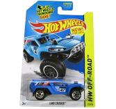 Hot Wheels Land Crusher