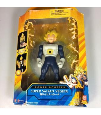 Bandai Dragonball Z Power Booster Super Saiyan Vegeta