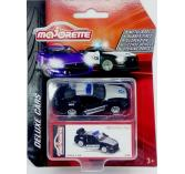 Majorette Deluxe Cars Ford Mustang GT Police