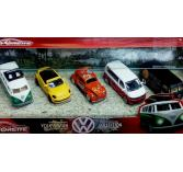 Majorette Volkswagen Collection - 5 Cars