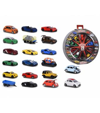 Majorette Gift Pack of 20 Cars