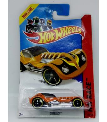 Hot Wheels DieselBoy