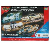 Airfix Kit - Le Mans Car Collection