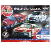 Airfix Kit - Rally Car Collection