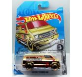 Hot Wheels Custom 77 Dodge Van