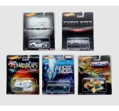 Premiums - Hot Wheels Retro Entertainment Set