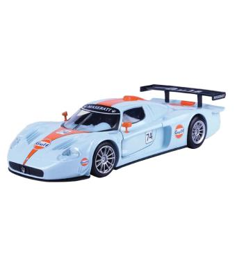 Motormax Maserati MC 12 Corsa 1/24 - Gulf Collection
