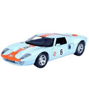 Motormax Ford GT Concept - Gulf Collection