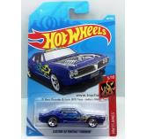 Hot Wheels Custom 67 Pontiac Firebird