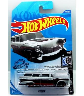 Hot Wheels 8 Crate