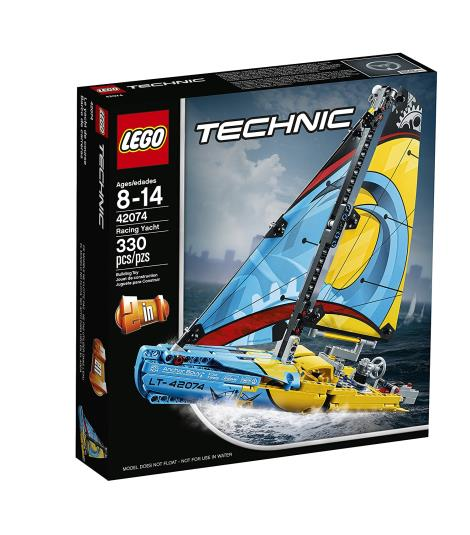 Lego Technic 42074 Racing Yach