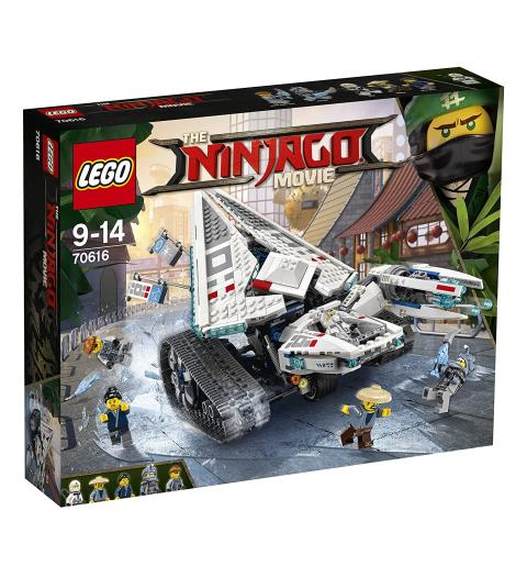 LEGO Ninjago Movie 70616 Ice Tank