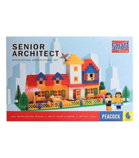 Peacock Smart Building Blocks Senior Architect