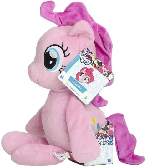 Pinkie Pie Plush Toy - My Little Pony Friendship Magic Soft Toy, 40 cms
