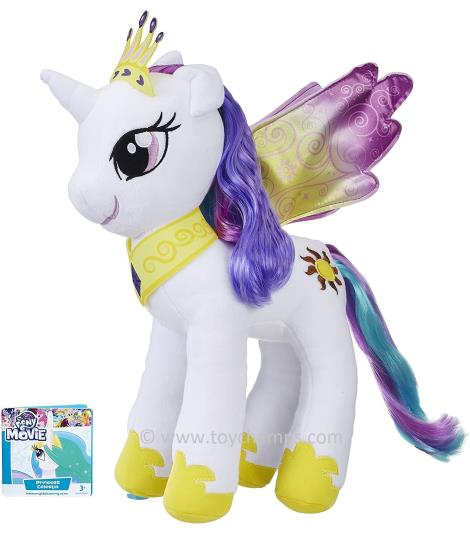 Princess Celestia Plush Toy - My Little Pony Soft Toy, 30 cms