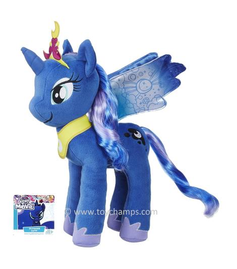 Princess Luna Plush Toy - My Little Pony Soft Toy, 30 cms