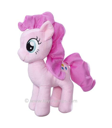 Pinkie Pie Plush Toy - My Little Pony Friendship Magic Soft Toy, 30 cms
