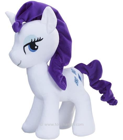 Rarity Plush Toy - My Little Pony Friendship Magic Soft Toy, 30 cms