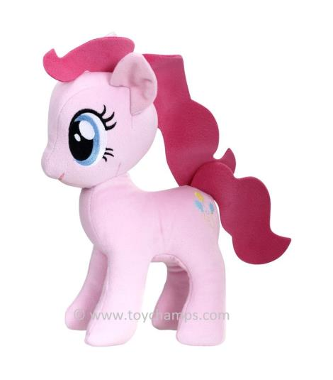 Pinkie Pie Plush Toy - My Little Pony Friendship Magic Soft Toy, 24 cms