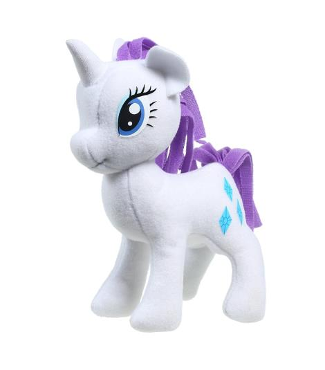 Rarity Plush Toy - My Little Pony Friendship Magic Soft Toy, 14 cms