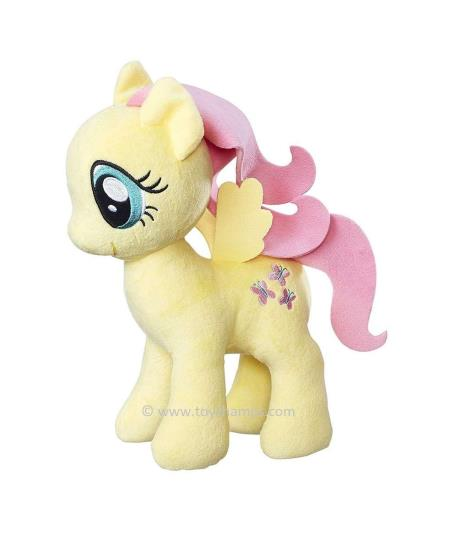 Fluttershy Plush Toy - My Little Pony Friendship Magic Soft Toy, 24 cms