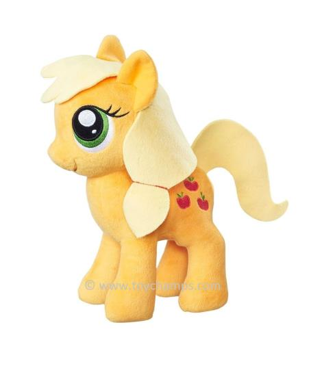 Applejack Plush Toy - My Little Pony Friendship Magic Soft Toy, 24 cms