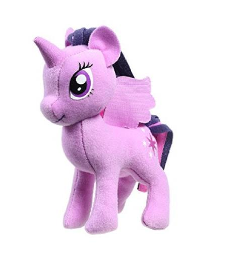 Princess Twilight Sparkle Plush Toy - My Little Pony Friendship Magic Soft Toy, 14 cms