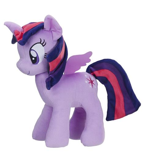 Twilight Sparkle Plush Toy - My Little Pony Friendship Magic Soft Toy, 24 cms
