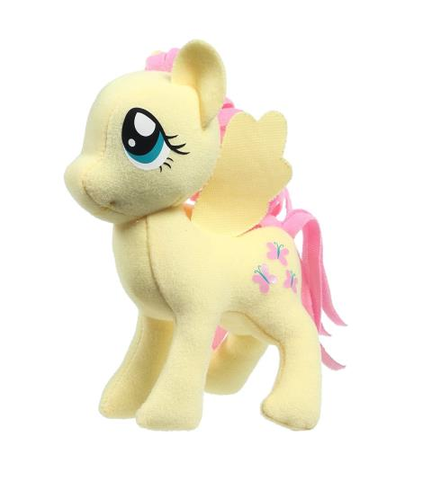 Fluttershy Twilight Sparkle Plush Toy - My Little Pony Friendship Magic Soft Toy, 14 cms