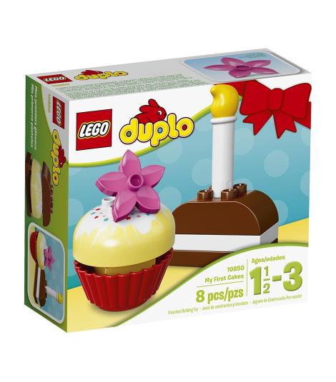 LEGO Duplo 10850 My First Cakes
