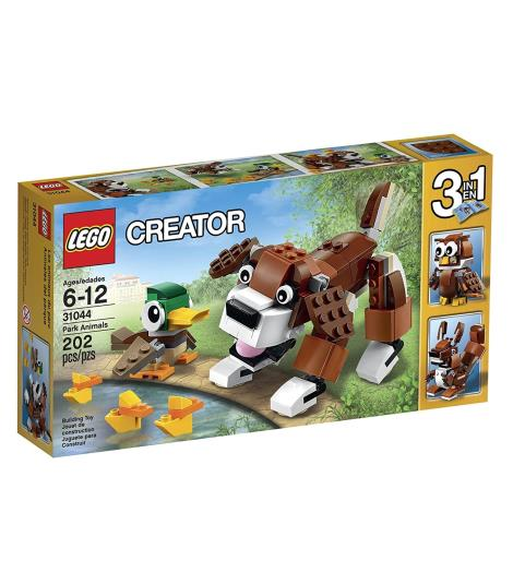 Lego Creator 31044 Park Animals
