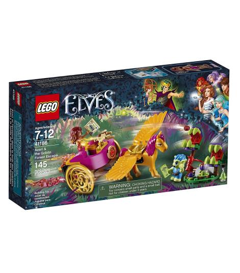 LEGO Elves 41186 Azari and the Goblin Forest Escape
