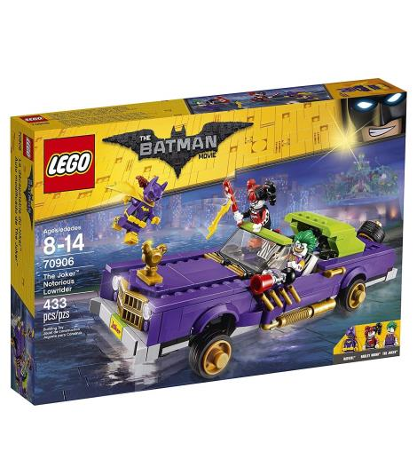 Lego The Batman Movie 70906 The Joker Notorious Lowrider