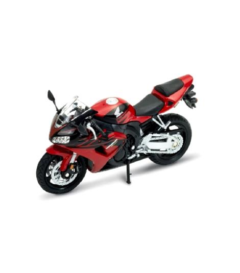 Welly Honda CBR1000RR Bike 1:18 Die-Cast Model