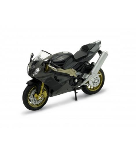 Welly Aprilia RSV1000 R Factory Bike 1:18 Die-Cast Model