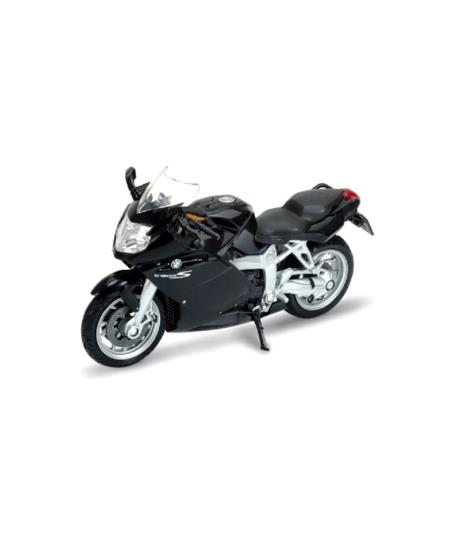 Welly BMW K1200S Bike 1:18 Die-Cast Model