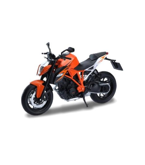 Welly KTM 1290 Super Duke R Bike 1:18 Die-Cast Model