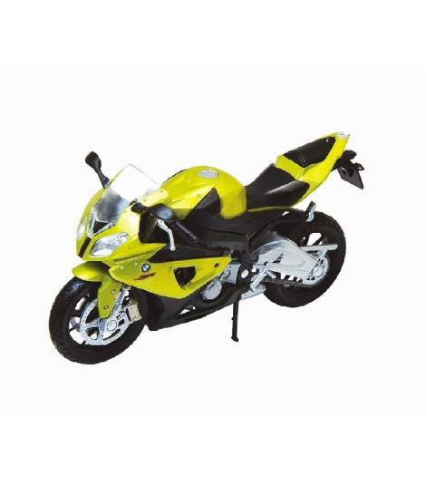 Welly BMW S1000RR Bike 1:18 Die-Cast Model